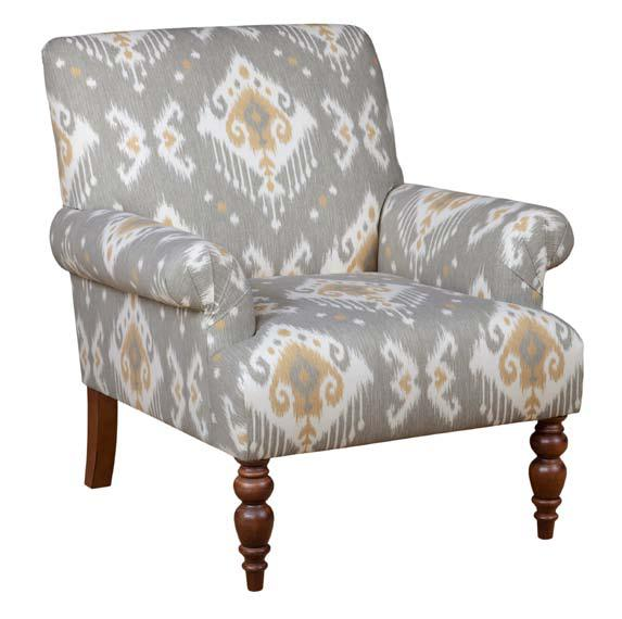 Accent Chairs Malone Chair by Kincaid Furniture at Johnny Janosik