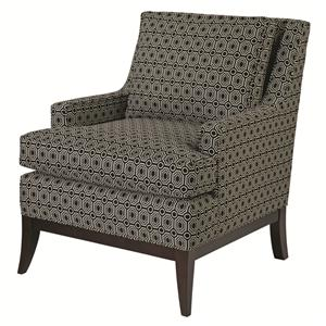 Kincaid Furniture Accent Chairs Park Avenue Chair