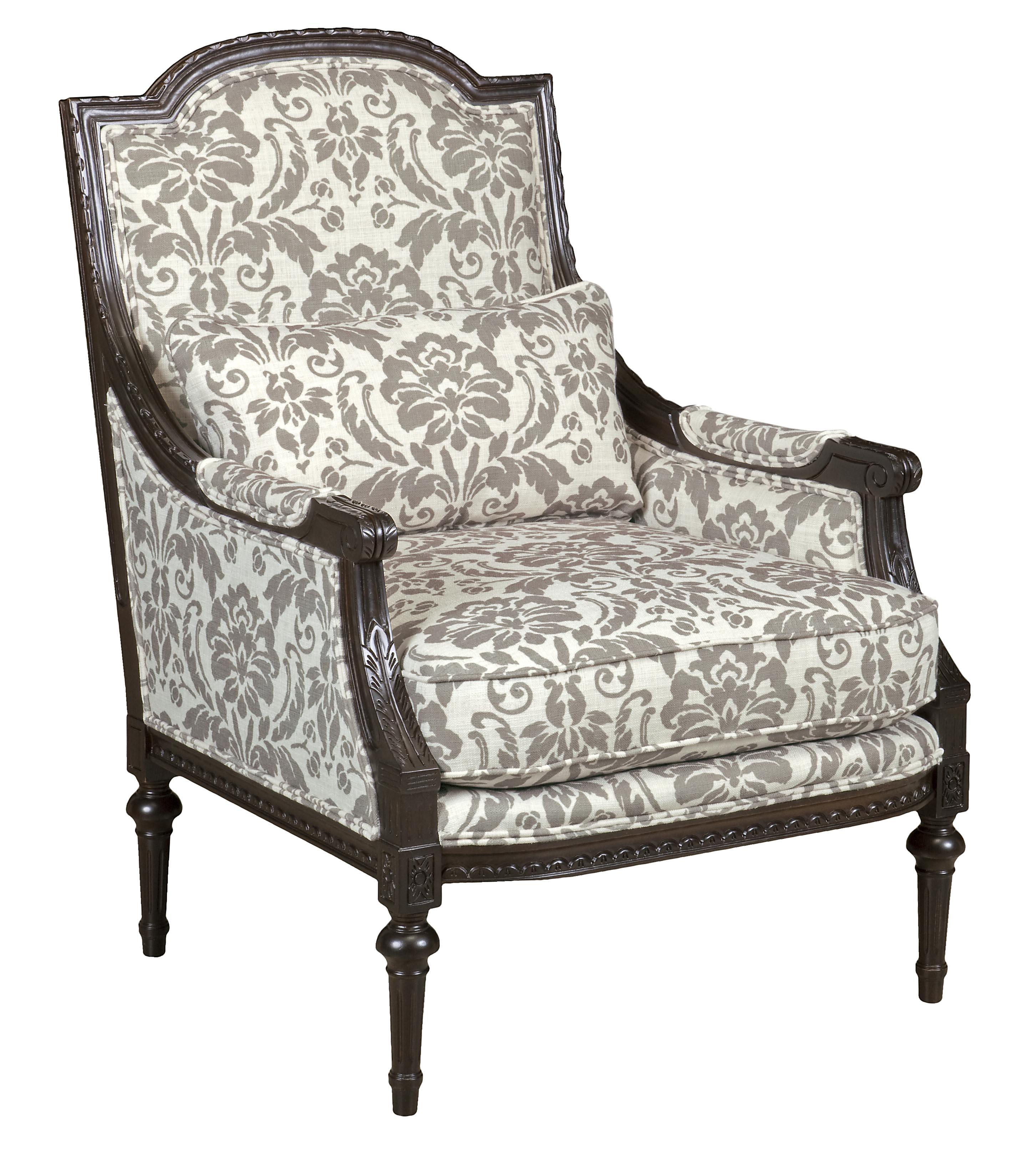 Accent Chairs Litchfield Chair by Kincaid Furniture at Johnny Janosik