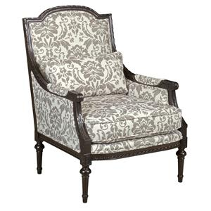 Kincaid Furniture Accent Chairs Litchfield Chair