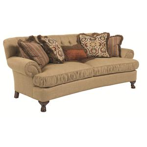 Kincaid Furniture Milan Conversation Sofa