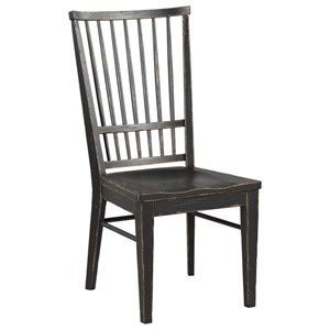 Cooper Solid Wood Side Chair