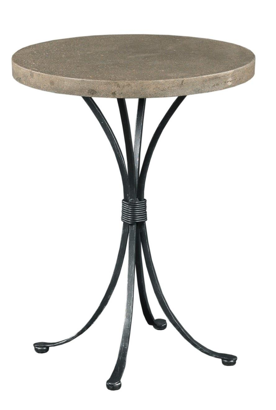 Modern Classics Occasional Tables Round End Table by Kincaid Furniture at Northeast Factory Direct