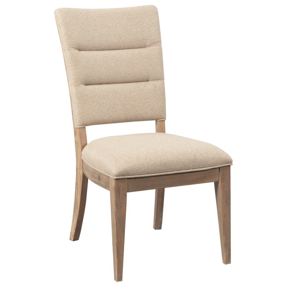 Modern Forge Emory Side Chair by Kincaid Furniture at Johnny Janosik