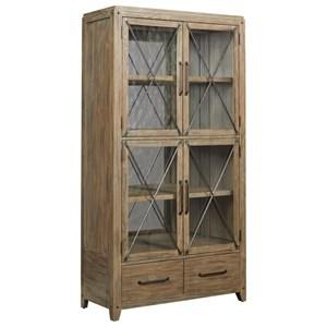 Abbott Display Cabinet