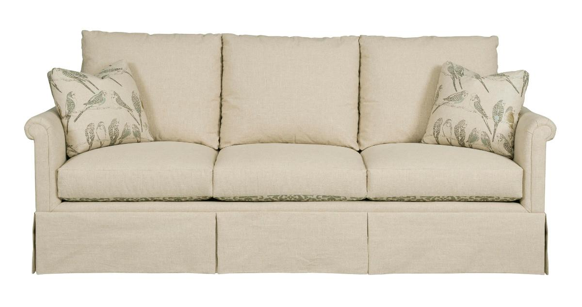 Modern Select Grand Sofa by Kincaid Furniture at Johnny Janosik