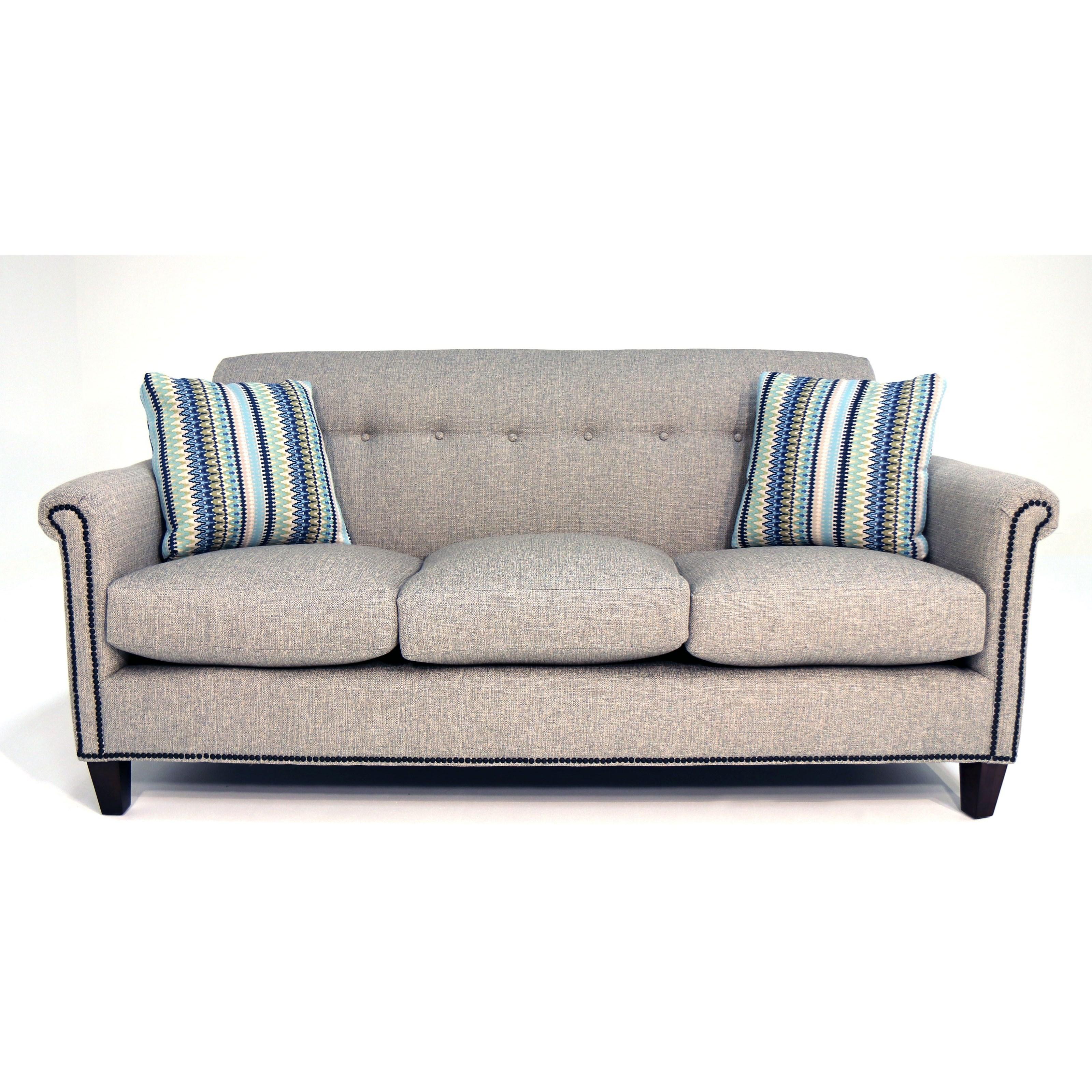 Modern Select Apartment Sofa by Kincaid Furniture at Johnny Janosik