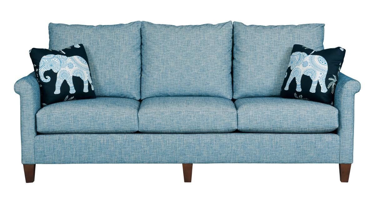 Modern Select Grand Sofa by Kincaid Furniture at Belfort Furniture