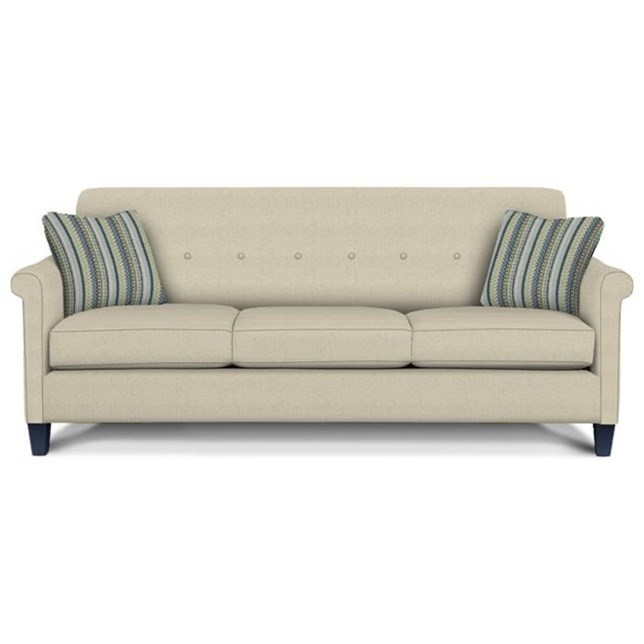 Modern Select Sofa by Kincaid Furniture at Johnny Janosik