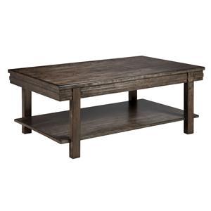 Kincaid Furniture Montreat Cocktail Table