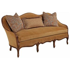 Kincaid Furniture Naples 3-Seater Stationary Sofa