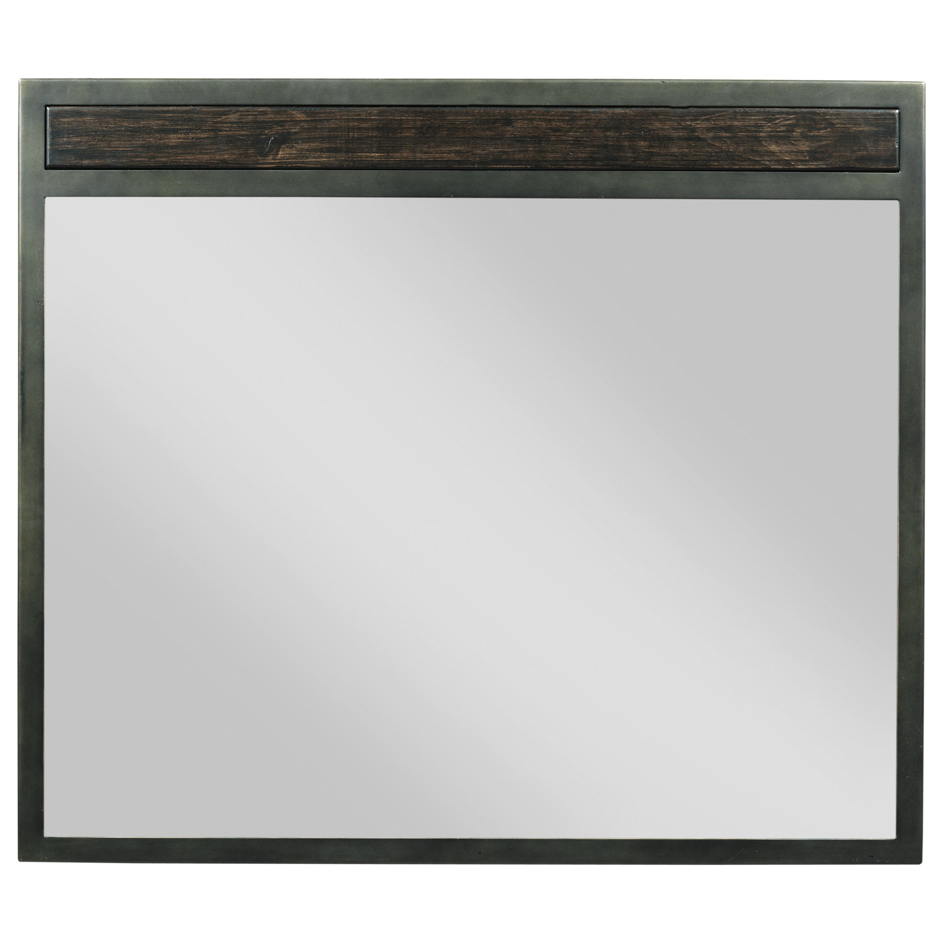 Plank Road Shelley Mirror                               by Kincaid Furniture at Johnny Janosik
