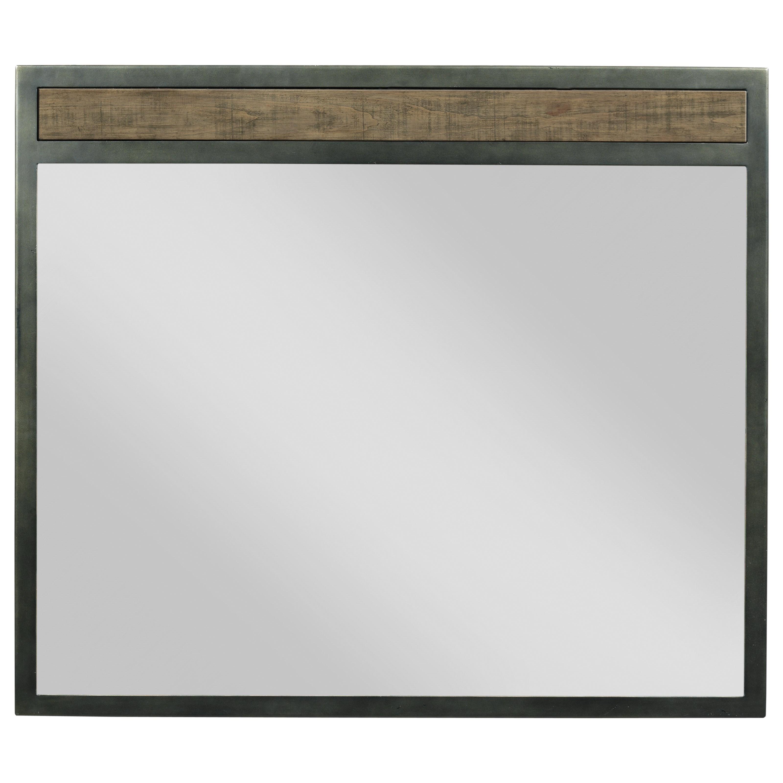 Plank Road Shelley Mirror                               by Kincaid Furniture at Northeast Factory Direct