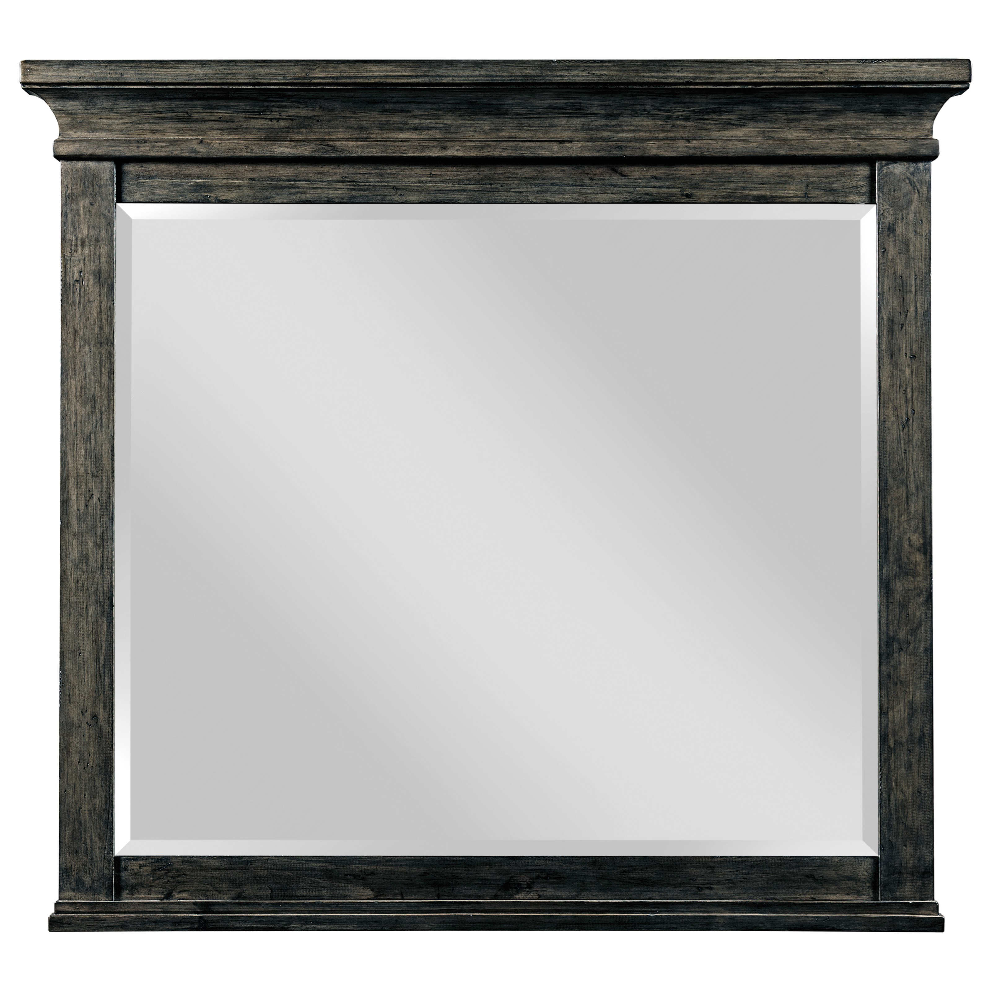Plank Road Jessup Mirror                                by Kincaid Furniture at Northeast Factory Direct