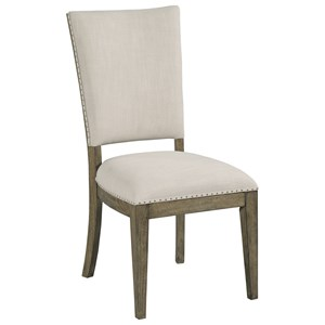 Howell Upholstered Dining Side Chair