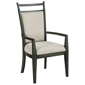 Oakley Upholstered Dining Arm Chair