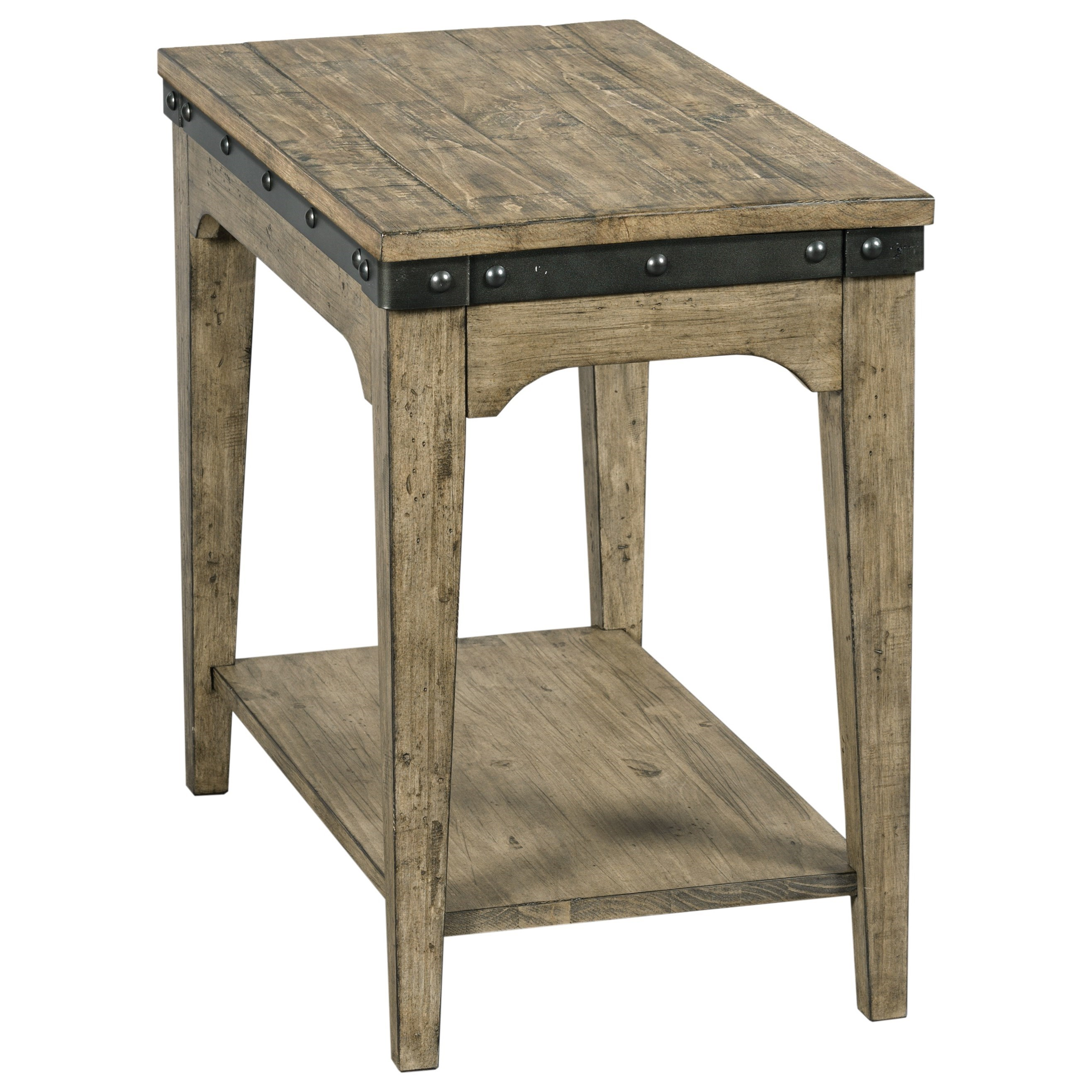 Plank Road Artisans Chairside Table                     at Stoney Creek Furniture