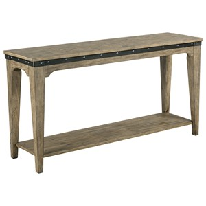 Artisans Solid Wood Hall Console Table