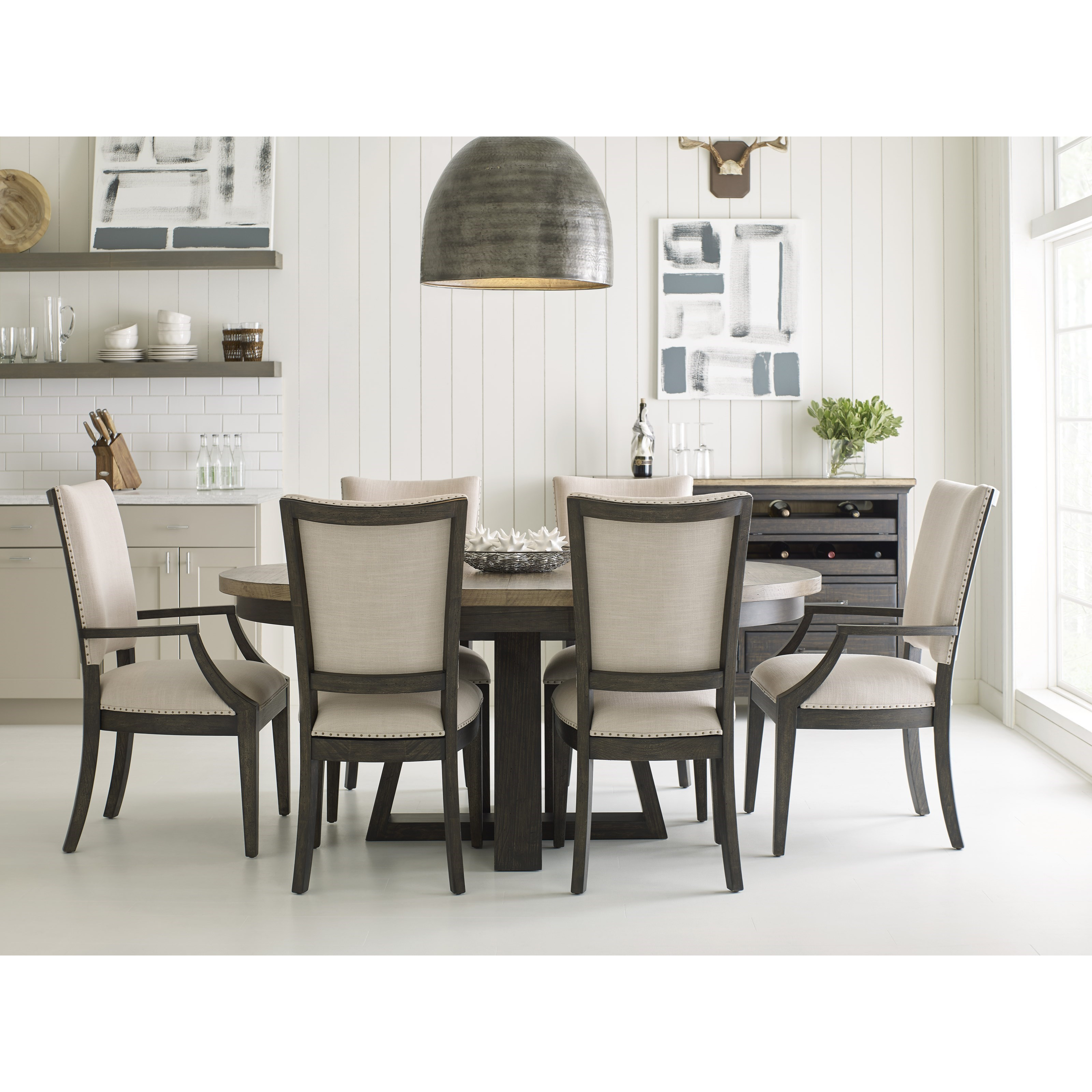 Plank Road Formal Dining Room Group at Stoney Creek Furniture