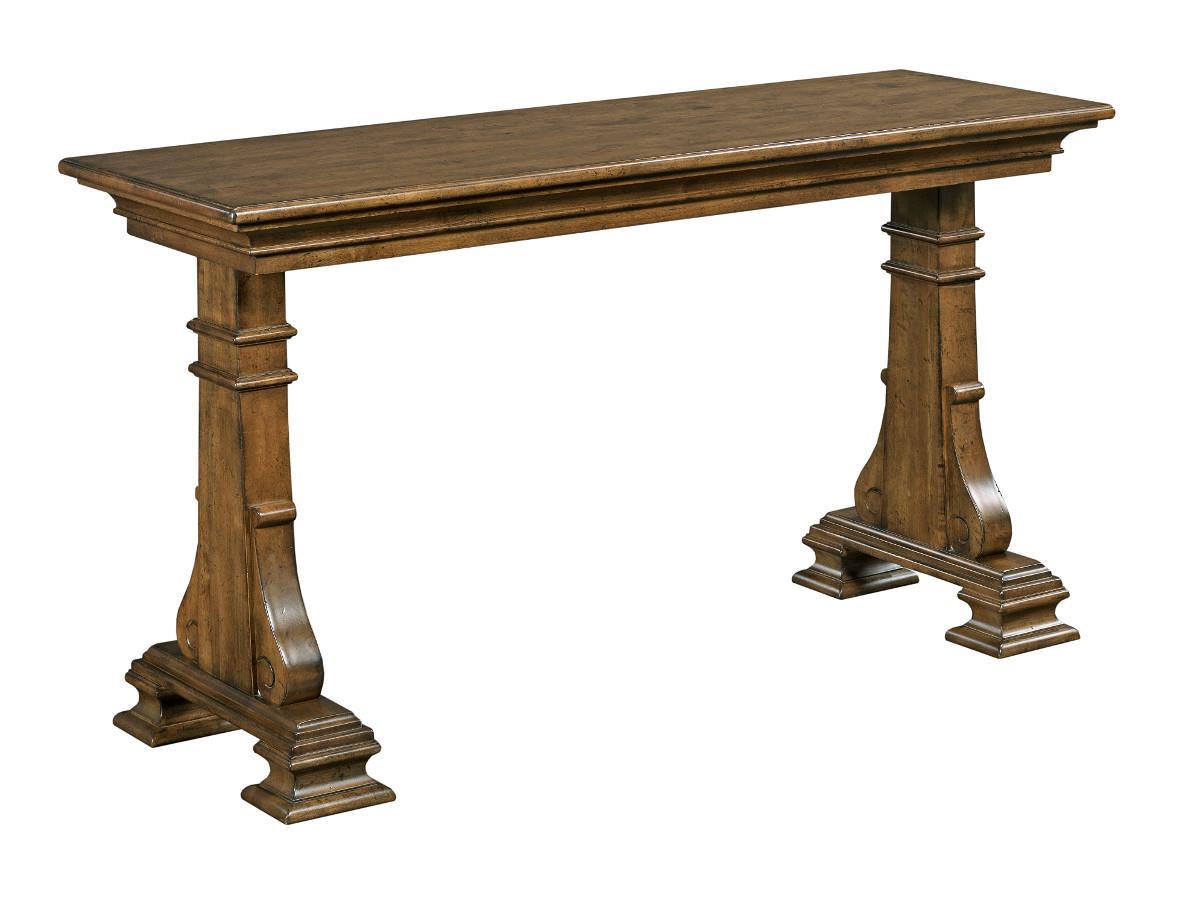 Portolone Sofa Table by Kincaid Furniture at Johnny Janosik
