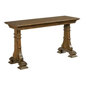 Traditional Solid Wood Sofa Table