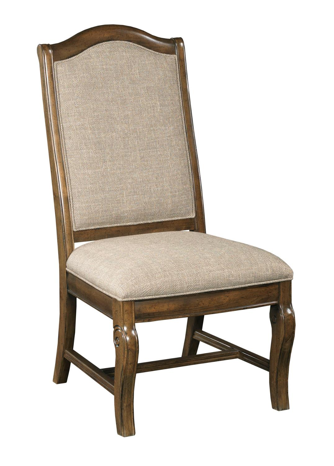 Portolone Upholstered Side Chair by Kincaid Furniture at Johnny Janosik