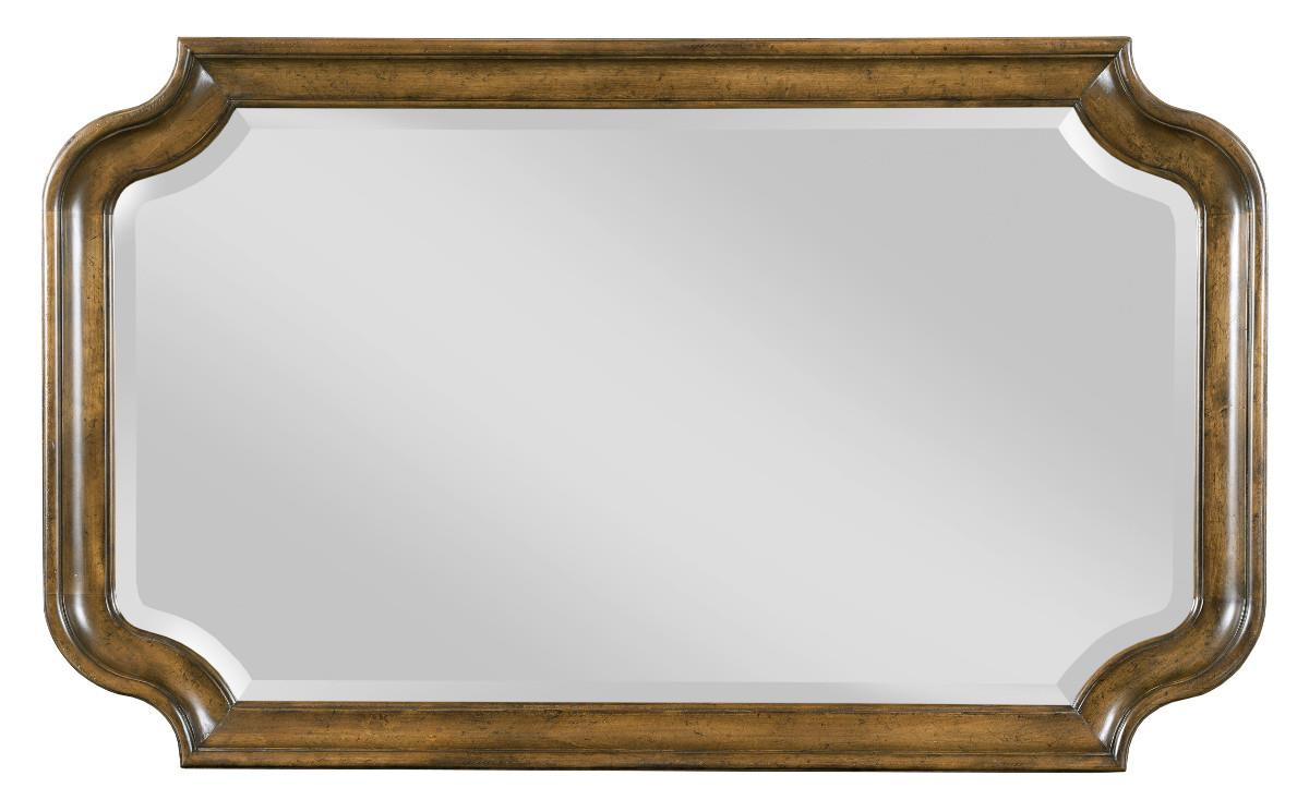 Portolone Bureau Mirror by Kincaid Furniture at Northeast Factory Direct