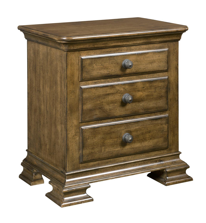 Portolone Nightstand by Kincaid Furniture at Johnny Janosik