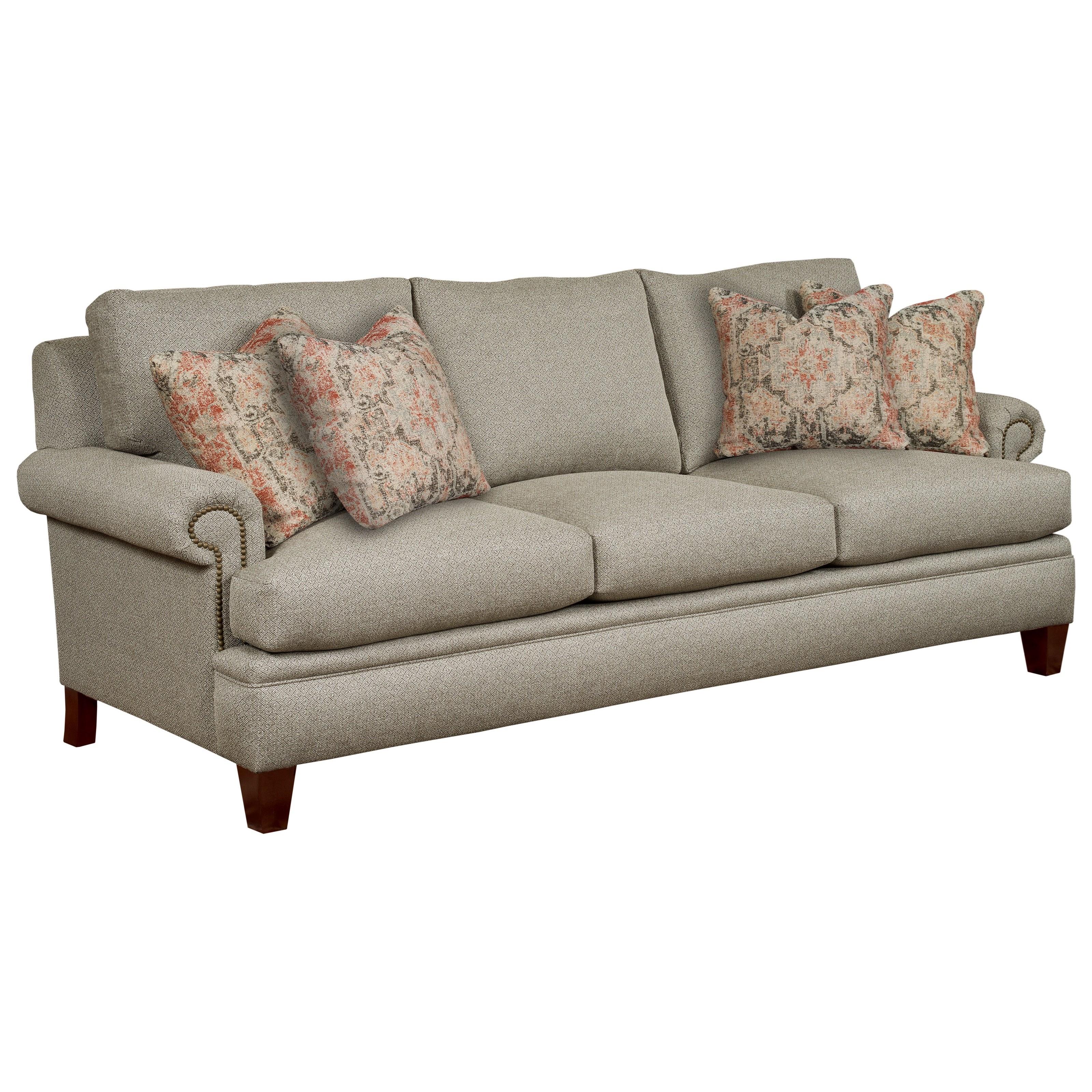 Ridgeline Sofa by Kincaid Furniture at Johnny Janosik