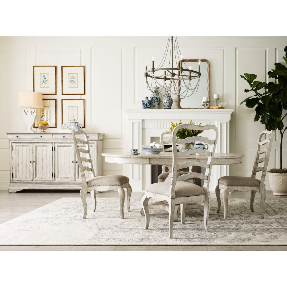 Selwyn Casual Dining Room Group by Kincaid Furniture at Northeast Factory Direct