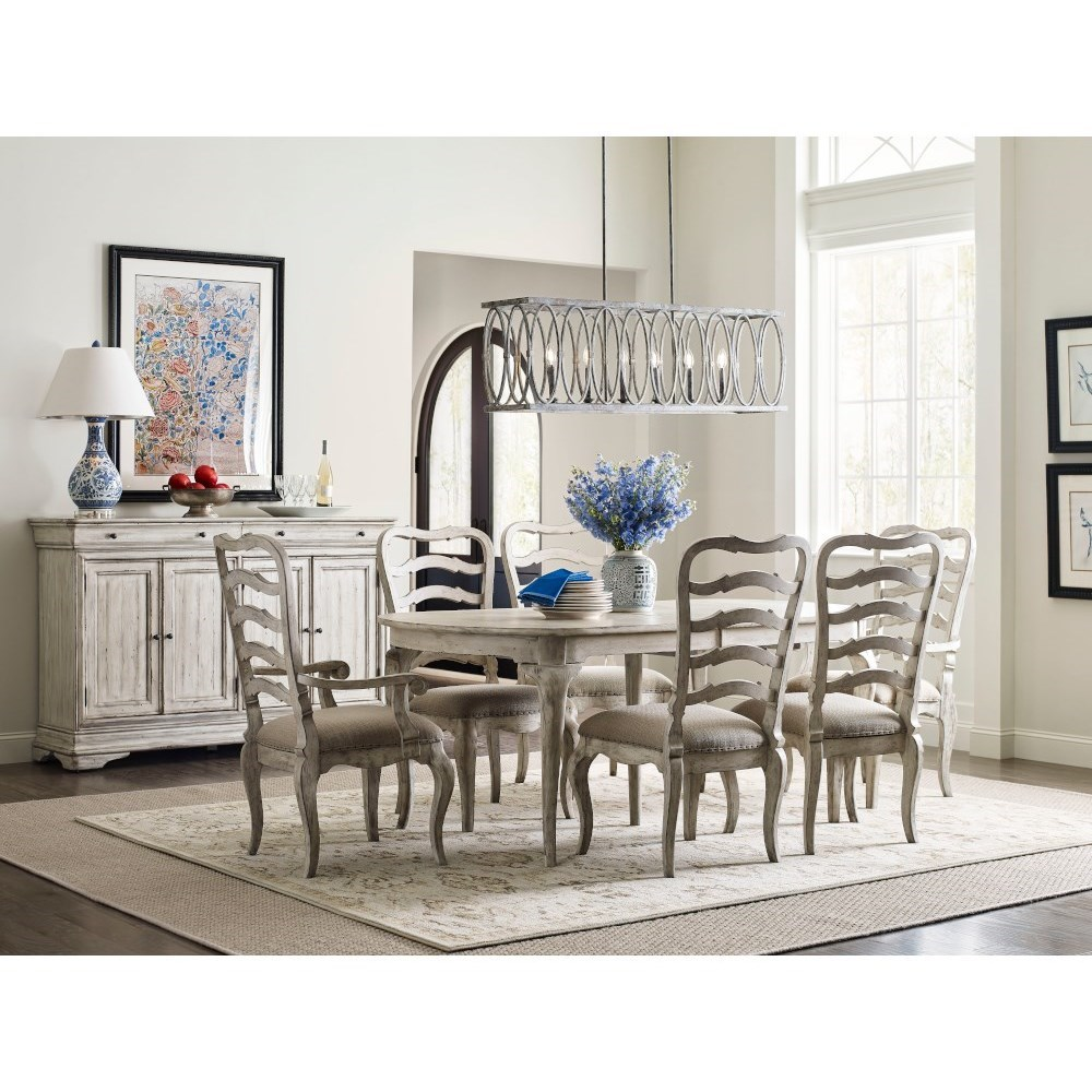 Selwyn Formal Dining Room Group by Kincaid Furniture at Johnny Janosik