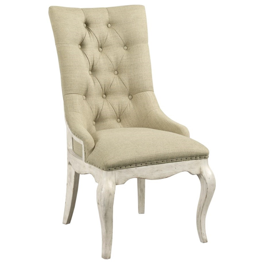 Selwyn Host Chair by Kincaid Furniture at Northeast Factory Direct