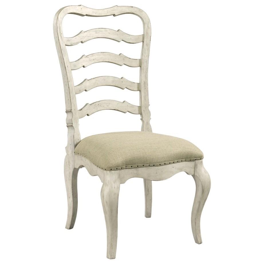 Selwyn Anna Side Chair by Kincaid Furniture at Johnny Janosik