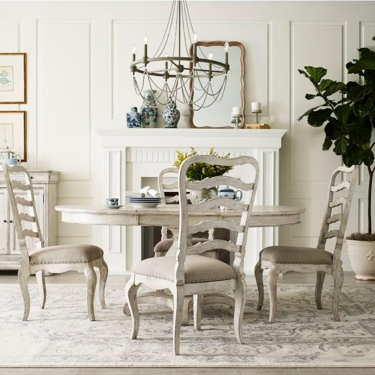 Selwyn 5-Pc Dining Set by Kincaid Furniture at Johnny Janosik