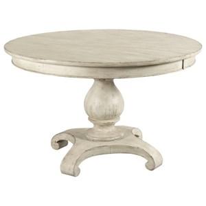 Lloyd Pedestal Dining Table