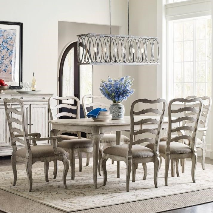 Selwyn 7-Pc Dining Set by Kincaid Furniture at Jacksonville Furniture Mart