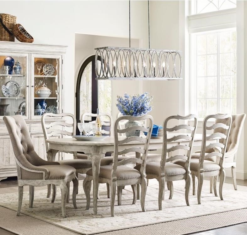 Selwyn 9-Pc Dining Set by Kincaid Furniture at Johnny Janosik