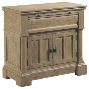 Fulton Beside Chest with Electric Outlet