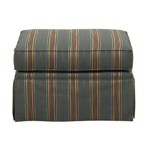 Kincaid Furniture Studio Select <b>Custom</b> Ottoman