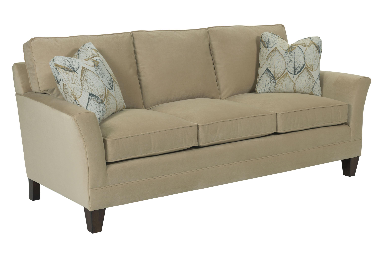 "Studio Select Custom 80"" Sofa by Kincaid Furniture at Johnny Janosik"