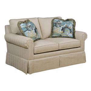 Kincaid Furniture Studio Select Customizable Loveseat