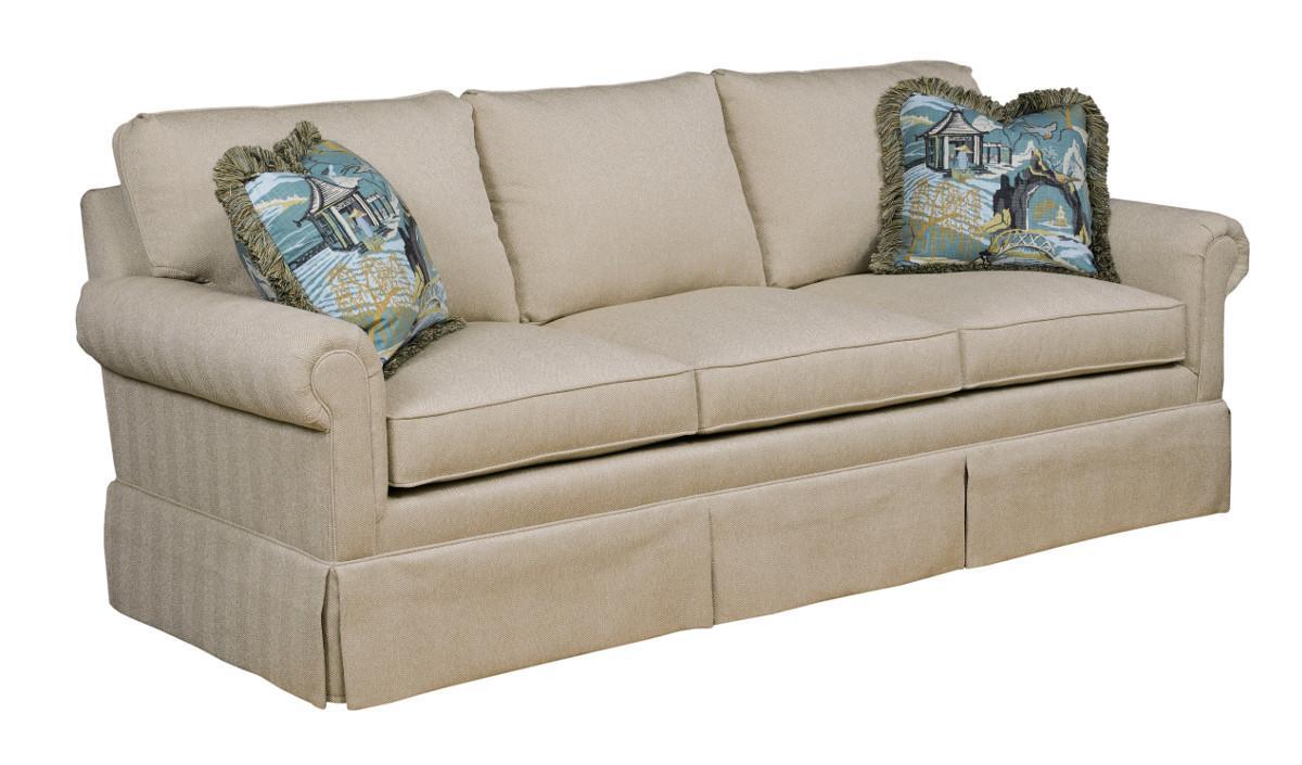Studio Select Customizable 85 Inch Sofa by Kincaid Furniture at Johnny Janosik
