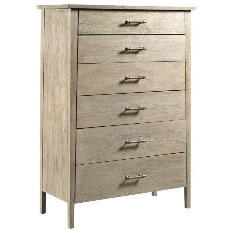 Symmetry Symmetry Drawer Chest by Kincaid Furniture at Northeast Factory Direct