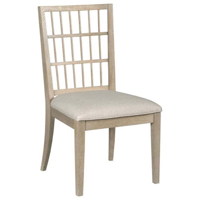 Symmetry Symmetry Upholstered Side Chair by Kincaid Furniture at Johnny Janosik