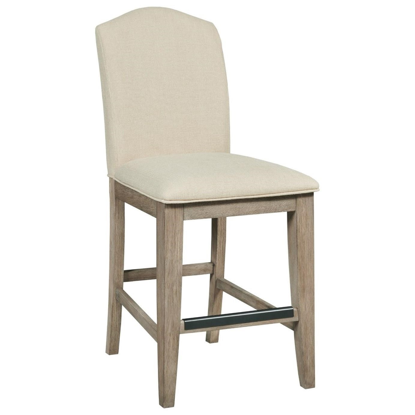 The Nook Counter Height Parsons Chair by Kincaid Furniture at Northeast Factory Direct