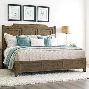 Portland California King Panel Bed