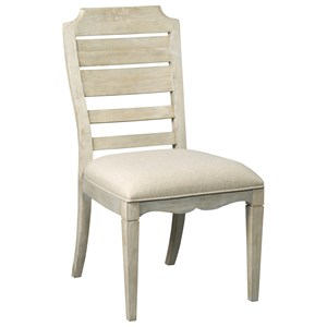 Erwin Ladder Back Side Chair