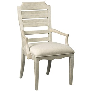 Erwin Ladder Back Arm Chair