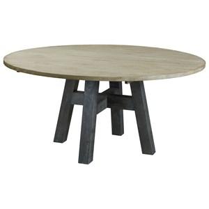 "Layton 64"" Round Dining Table"