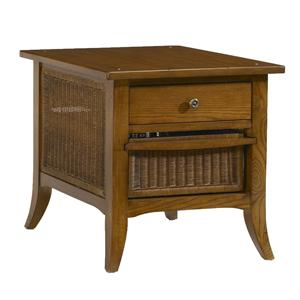 Kincaid Furniture Treasures Bailey End Table